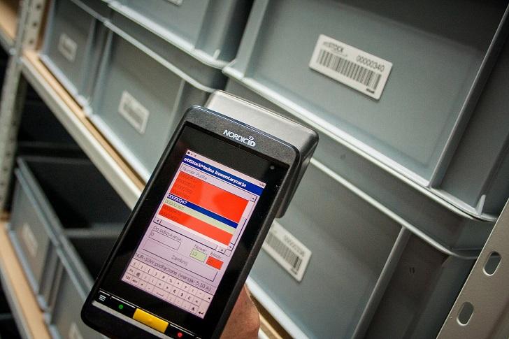 Etykiety RFID w zarządzaniu pojemnikami