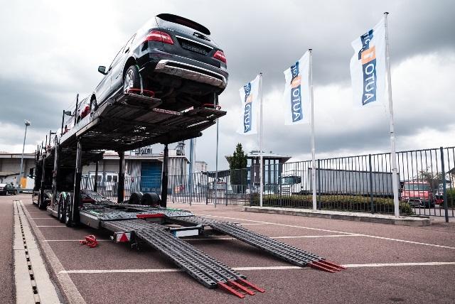 GEFCO rozwija logistykę samochodów używanych
