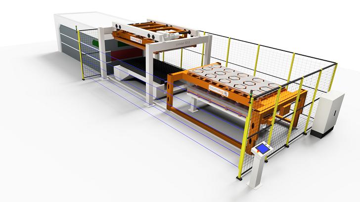 Nowy automatyczny system Baumalog