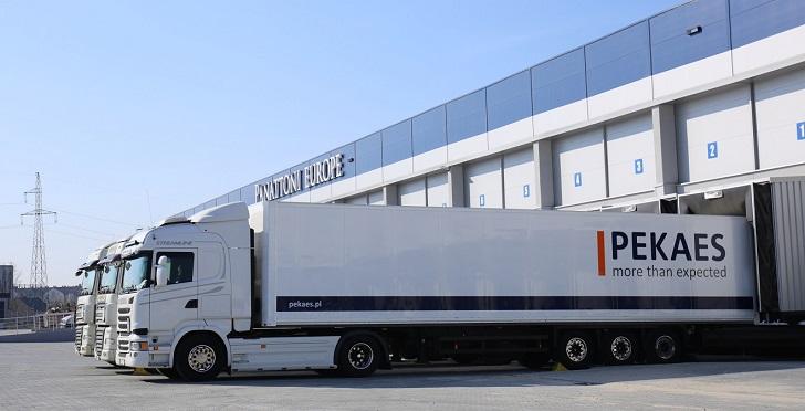 PEKAES zwiększa powierzchnię terminali dystrybucyjnych