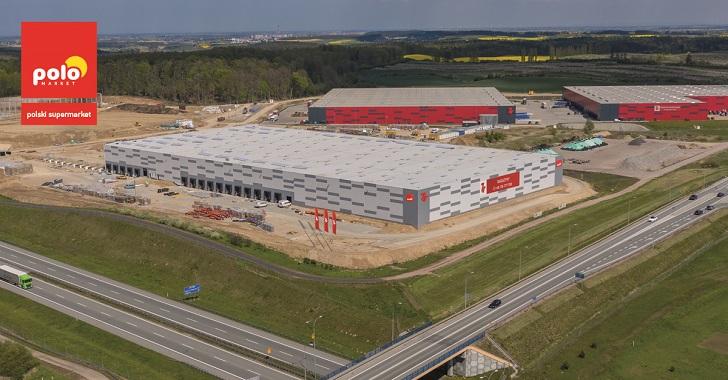 Trzecie centrum logistyczne sieci POLOmarket