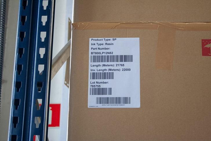 Etykiety RFID w branży spożywczej
