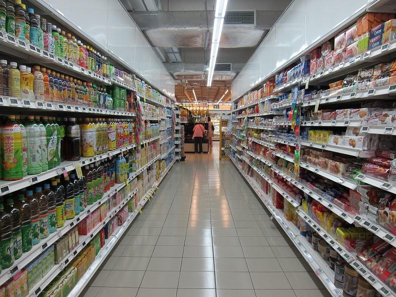 Etykiety w branży spożywczej