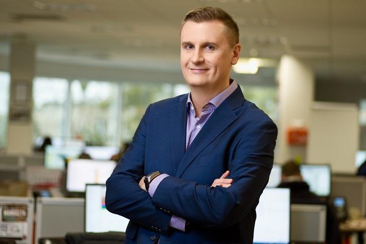 Arkadiusz Glinka, Dyrektor Transportu C Robinson w Europie Środkowo-Wschodniej
