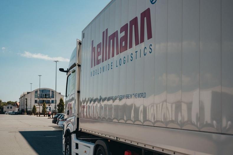 Elastyczna koncepcja logistyczna dla sprzętu ochrony
