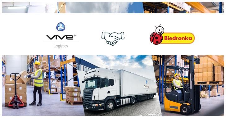 VIVE Logistics z Jeronimo Martins Polska