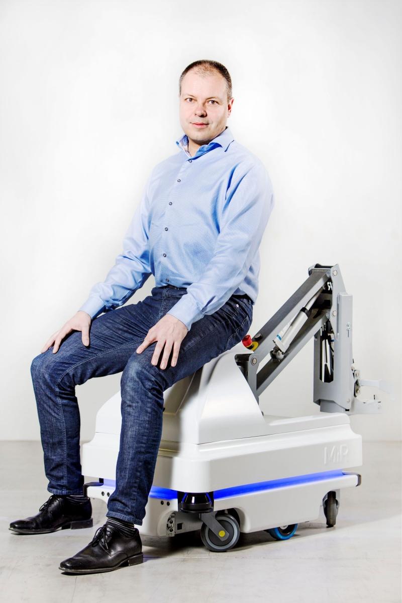 Duński lider w branży robotów powołuje nowego prezesa