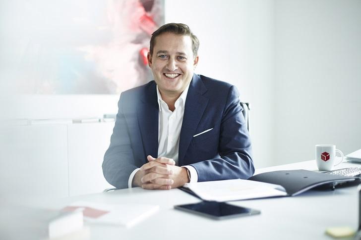 Nowy prezes zarządu i dyrektor generalny GeoPost / DPDgroup
