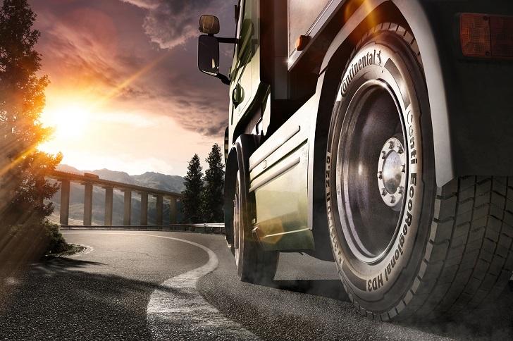 Nowa linia opon ciężarowych Conti EcoRegional