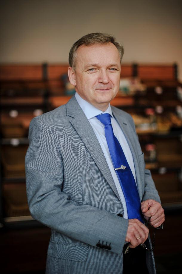 Krzysztof Wygryzowski_prezes zarządu Wanzl Polska