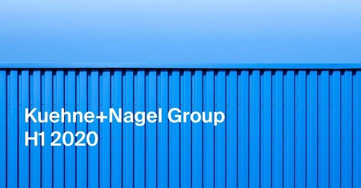 Kuehne+Nagel skutecznie zarządza kryzysem