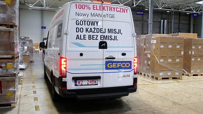 Testy elektrycznego MANa eTGE