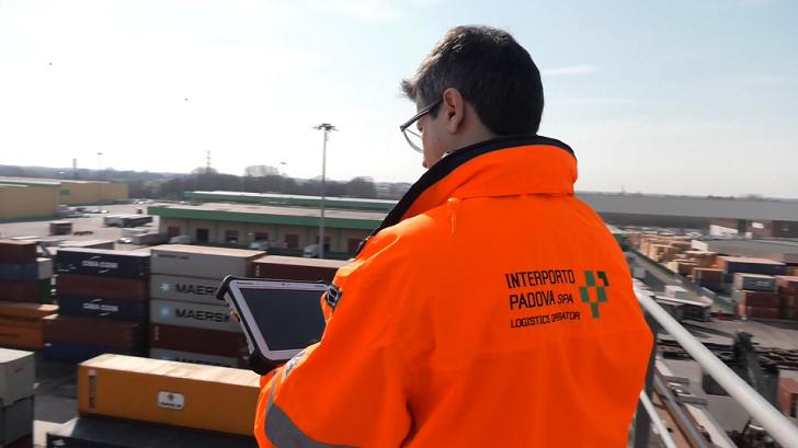 Cyfrowe wsparcie transportu intermodalnego