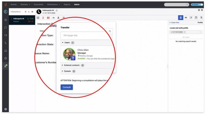 Contact Center Genesys Cloud zintegrowany z MS Teams
