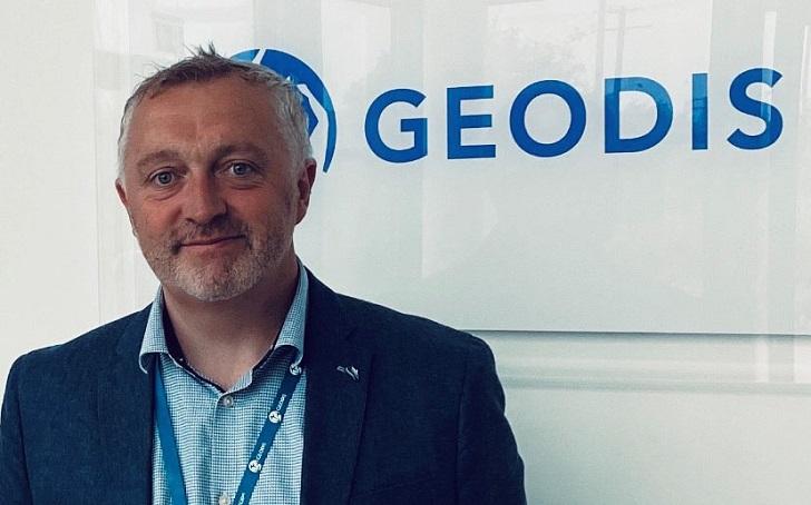 Nowy dyrektor zarządzający GEODIS w Irlandii