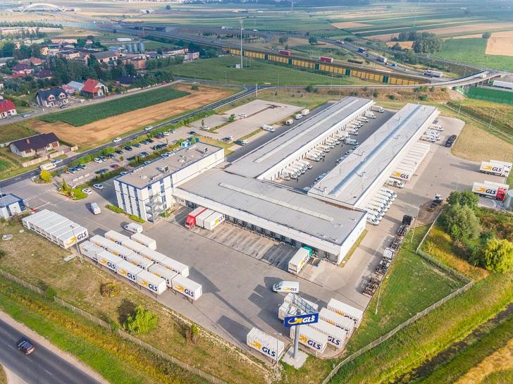 GLS rozbudowuje się w Poznaniu