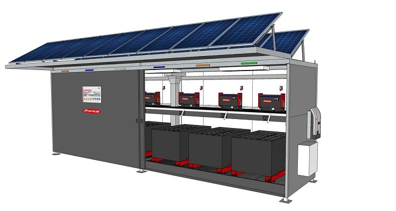 Fronius wprowadza na rynek Energy Hub