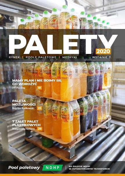 Palety 2020