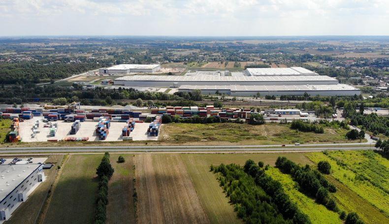 Savills Investment Management kupił centrum logistyczne w Łodzi