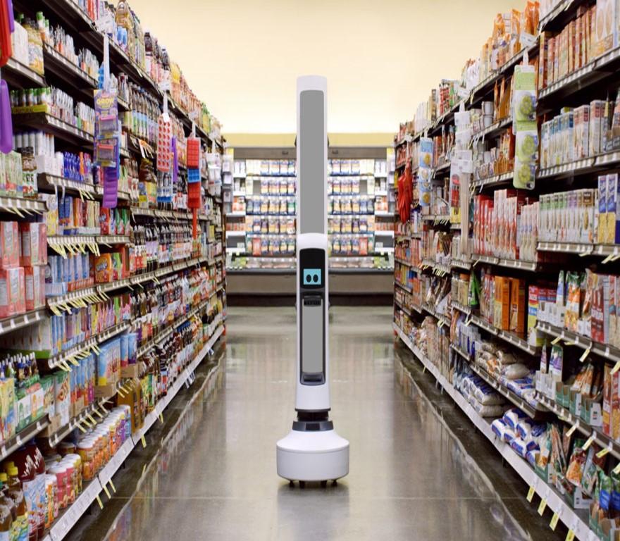 robot inwentaryzacyjny
