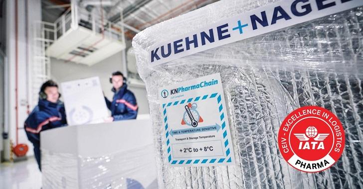 Kuehne+Nagel gotowe do dystrybucji produktów farmaceutycznych