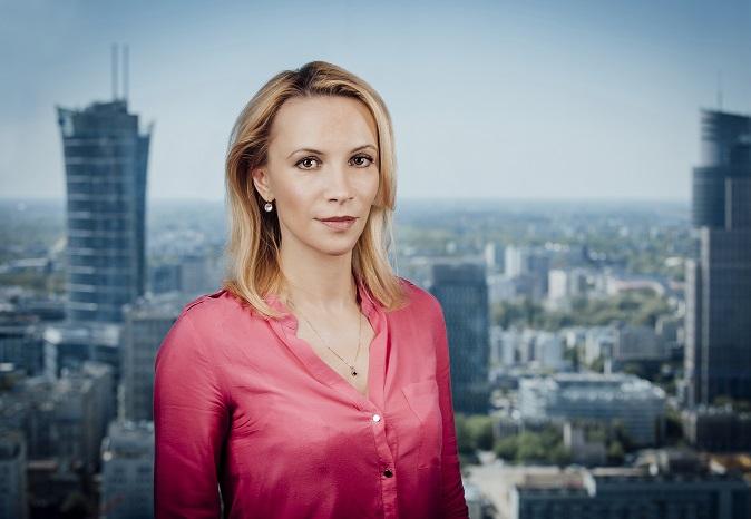 Anna Duchnowska Dyrektorką  Zarządzającą Aktywami na Europę