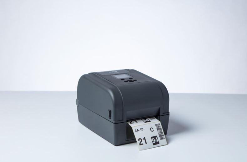 Szybkie drukowanie trwałych etykiet