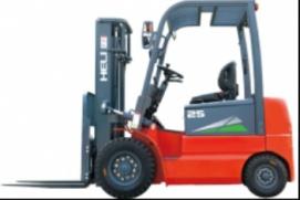 Wózek widłowy elektryczny czterokołowy HELI serii H3 CPD15-HA1