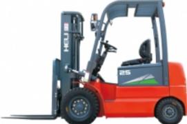Wózek widłowy elektryczny czterokołowy HELI serii H3 CPD20-HA1