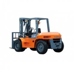 Wózek widłowy spalinowy HELI serii G CPCD50-CU7G