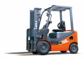 Wózek widłowy spalinowy HELI serii H3 CPQD35-RC1H