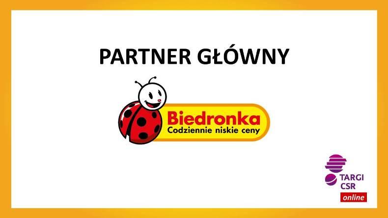 Sieć Biedronka partnerem głównym Targów CSR online