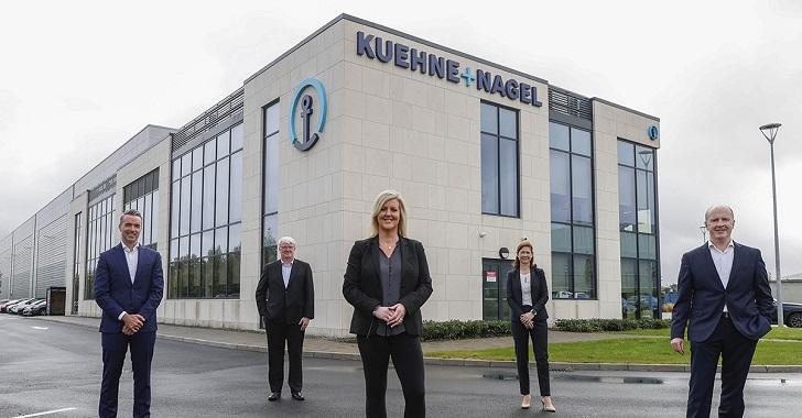 Kuehne+Nagel otworzyło dedykowany obiekt w Dublinie