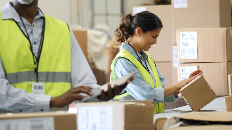 Zarządzanie etykietami w łańcuchu dostaw