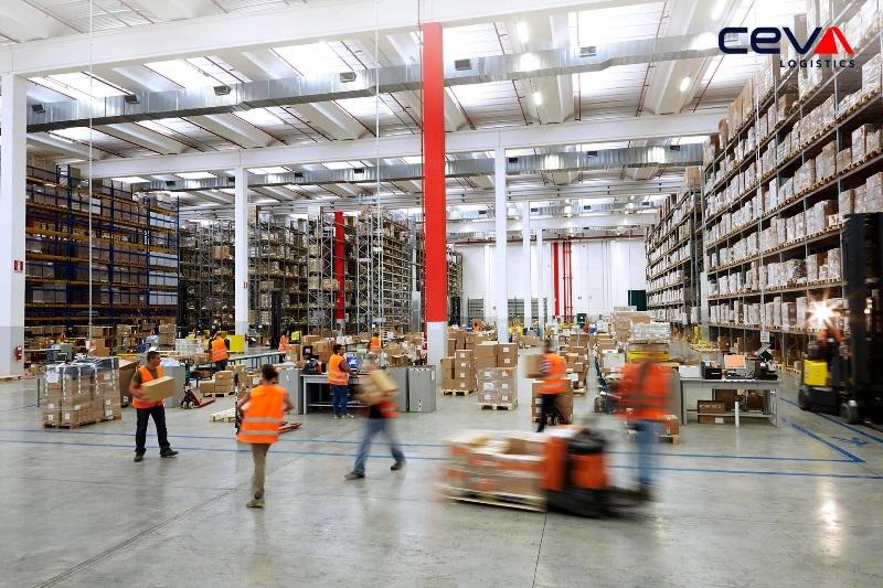 CEVA Logistics operatorem najnowocześniejszego centrum dystrybucji książek w Europie