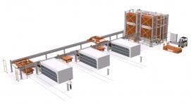 Automatyzacja przetwarzania blach SmartFlow System