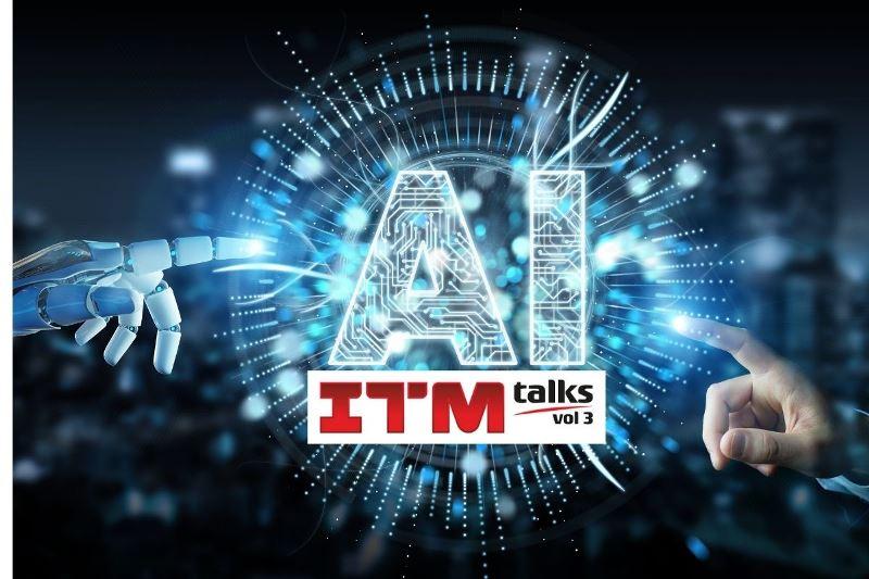 ITM_talks 3: postęp w przemyśle oznacza AI