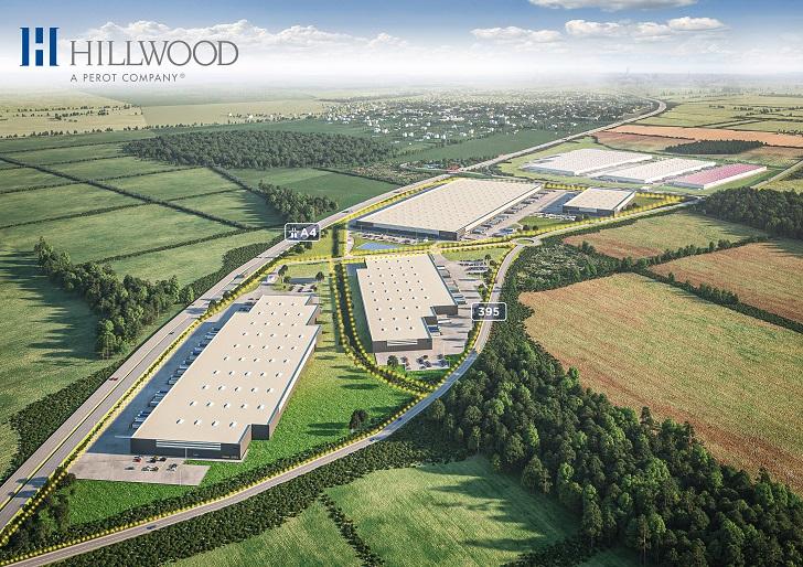 Kolejna budowa Hillwood we Wrocławiu