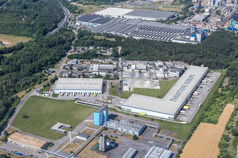 Nowy City Logistics Park z pierwszym najemcą