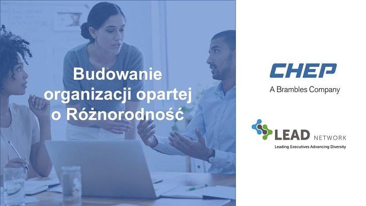 CHEP jest oficjalnym partnerem LEAD Network