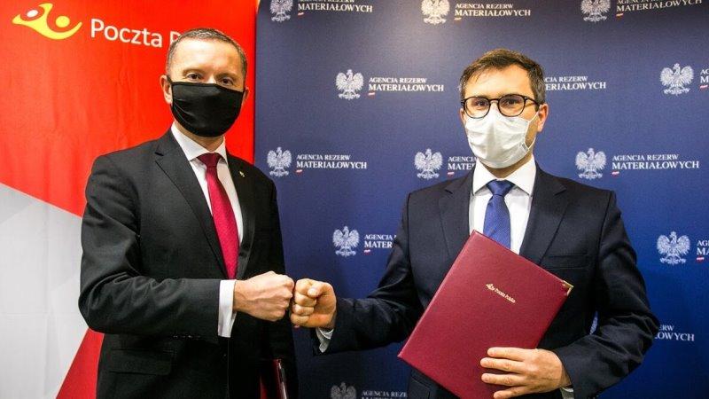 Porozumienie ARM z Pocztą Polską