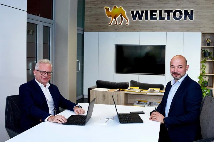 Współpraca Wielton S.A. i Webfleet Solutions