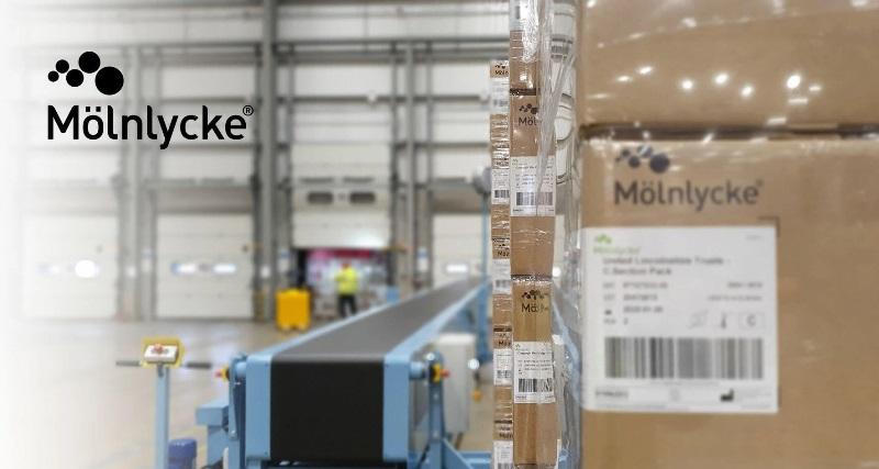 CEVA Logistics jako operator centrum logistycznego w UK