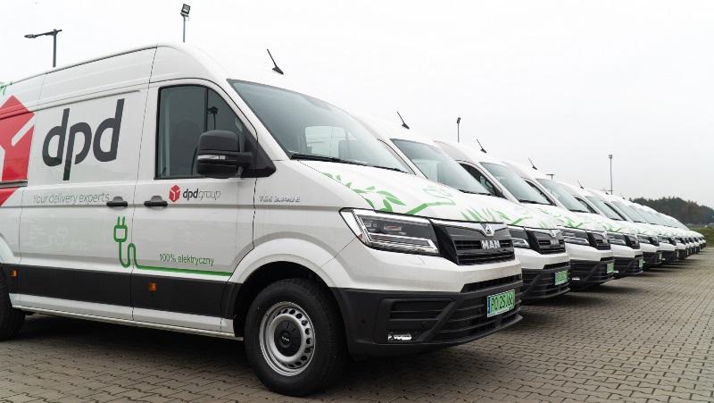 Flota przyjazna środowisku - 50 elektrycznych aut dostawczych
