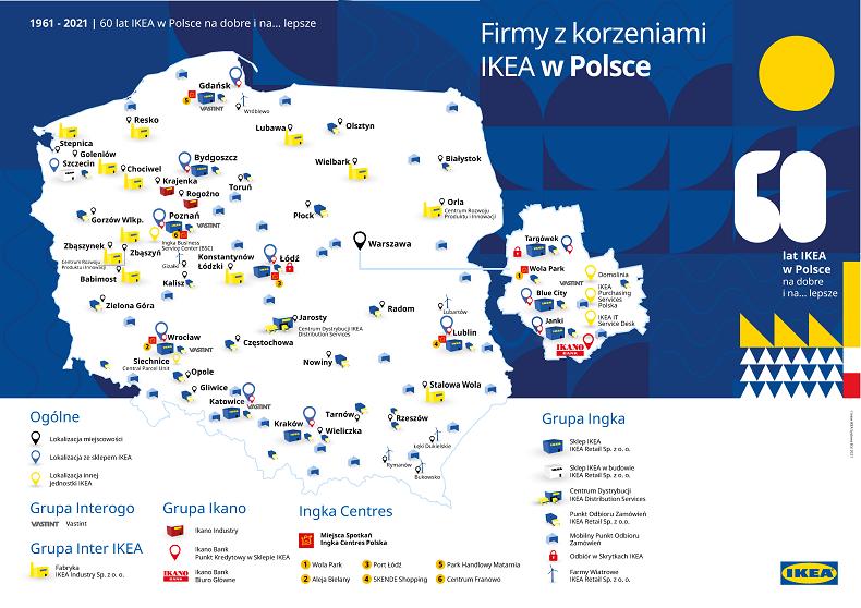 Firmy z korzeniami IKEA w Polsce 1