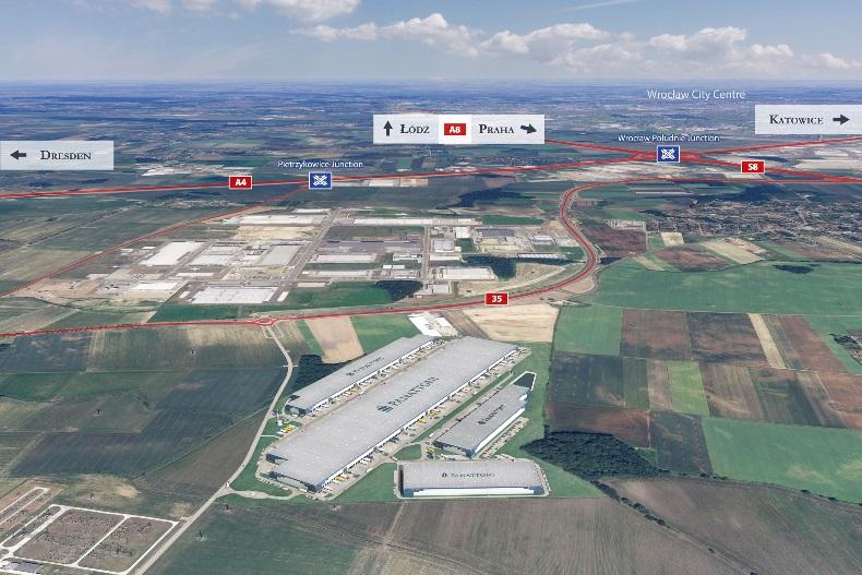 Inwestycja w 200 000 m kw. powierzchni