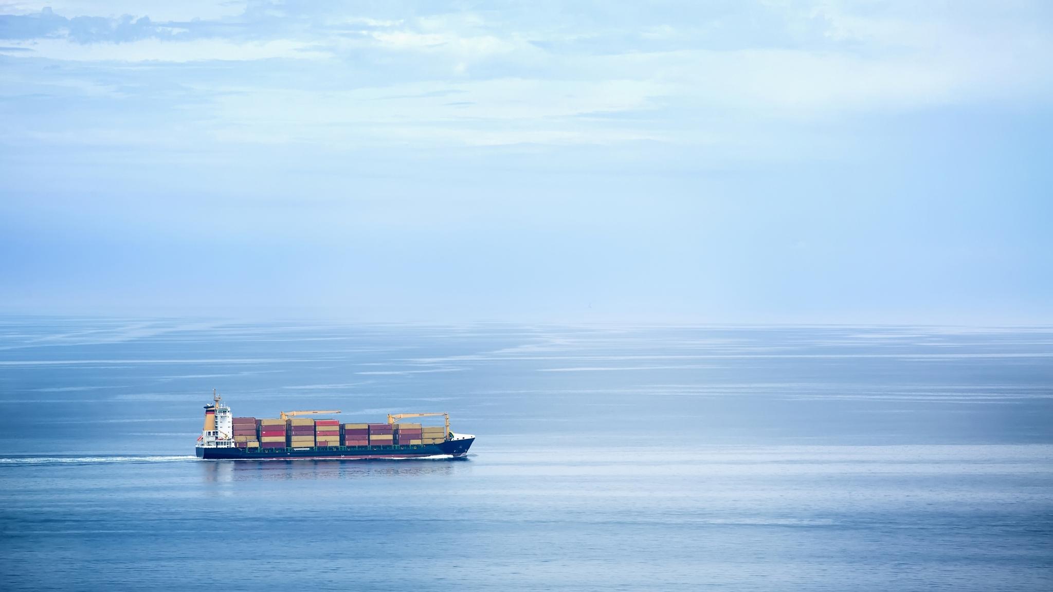 Wzrost cen w transporcie morskim