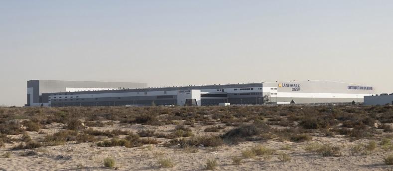 Nowe Centrum Dystrybucyjne Landmark