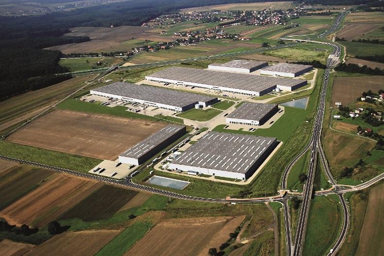 Transmec Poland w SEGRO Logistics Park