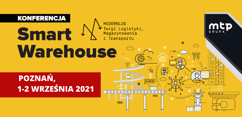 Hybrydowa konferencja Smart Warehouse
